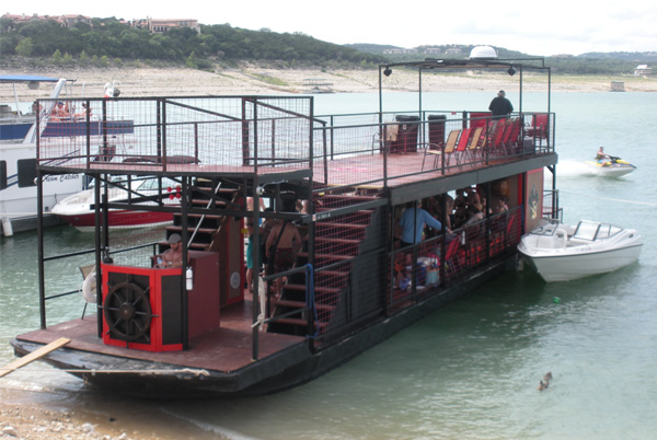 Rates on Luxury Lake Travis Boat Rentals