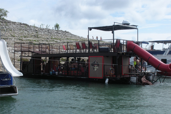 Party boat rentals austin texas 2014